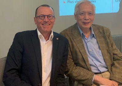 Rencontre avec Trinh Xuan Thuan, astrophysicien et écrivain