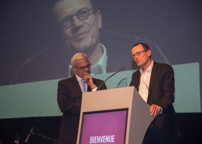 Prix 2017 du Club Réussir décerné à ETHICS Group