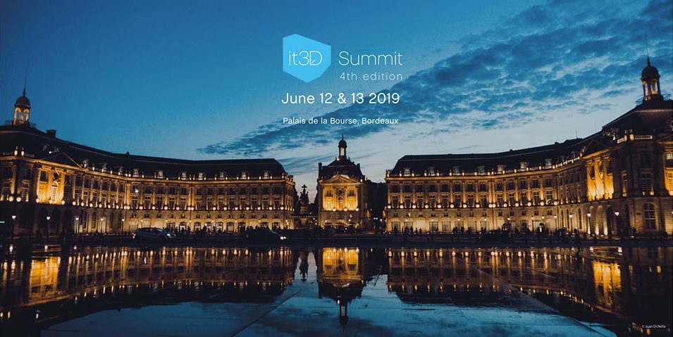 12/06/2019 – Keynote IT3D Summit à Bordeaux