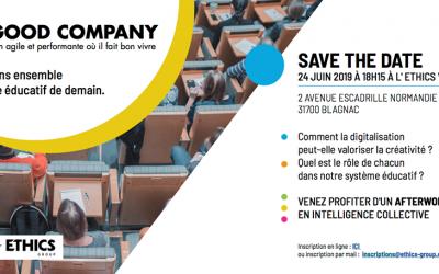 24/06/2019 – Réinventons ensemble le système éducatif de demain à Blagnac – Save the date