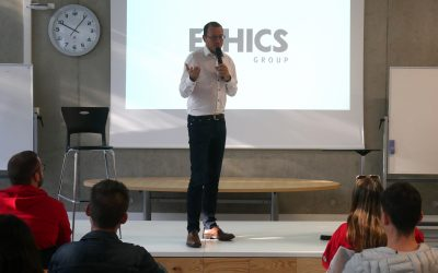 08/10/2019 – Temps d'intelligence collective et Keynote à l'école de commerce ESG de Toulouse