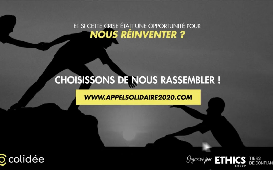 Appel Solidaire 2020